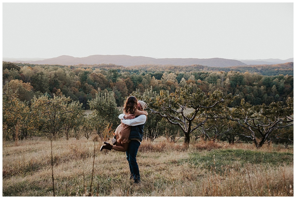 Boone, NC Engagement Session